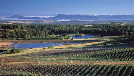 Audrey Wilkinson's Hunter Valley