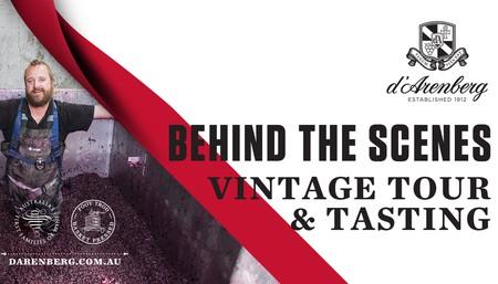 Vintage Tour & Tasting