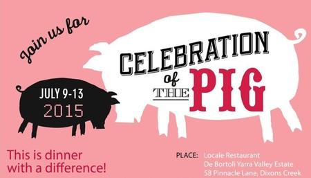 Celebration of the Pig