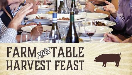 Farm to Table Harvest Feast