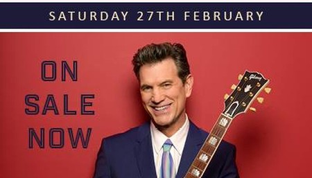 Chris Isaak at Leeuwin Estate