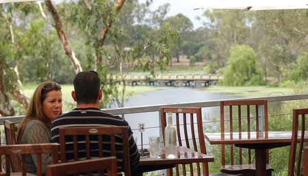 Lunch, Wines & Wetland Views