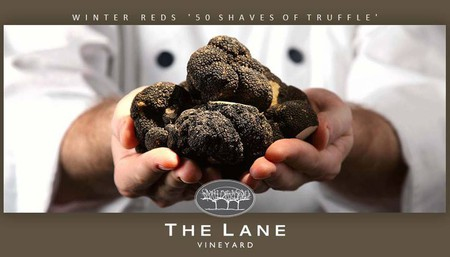 Winter Reds - '50 Shaves of Truffle'