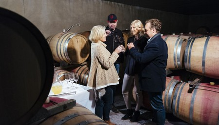 Barrel Room Masterclass