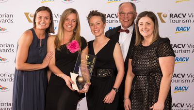 Fowles Wine Wins Best Victorian Tourism Winery