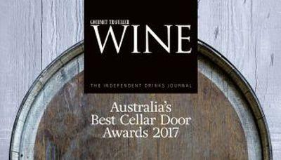 Australia's Best Cellar Doors 2017