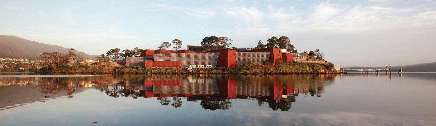 Moorilla Wine Meets MONA Art Day Tour