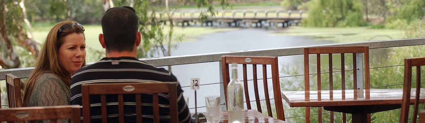 Lunch, Wines & Wetland Views