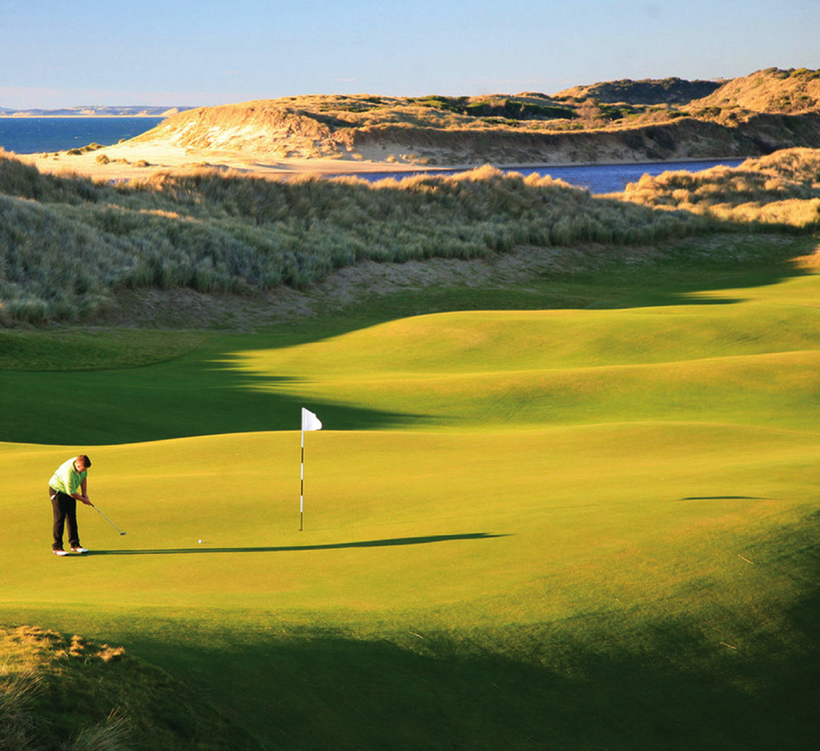Barnbougle Links Golf Resort